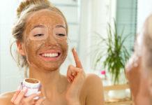 Mascara caseira para hidratar o rosto