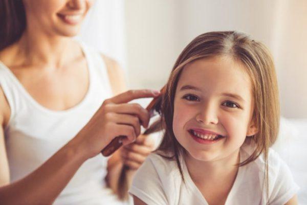 Dicas para cuidar do cabelo da sua filha