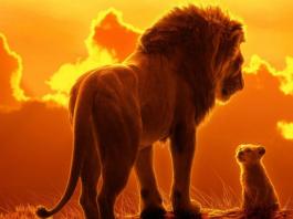 Poster do rei leão