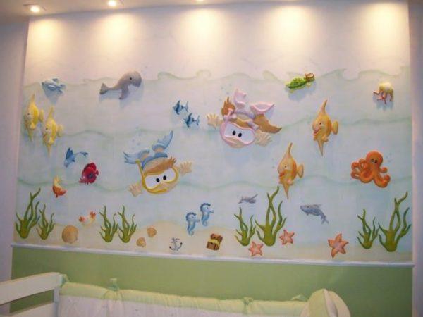 quarto do fundo do mar