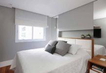 Decoração minimalista para o seu quarto