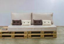 DIY: Sofá feito de pallet, aprenda como fazer