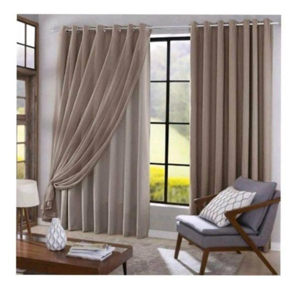 cortinas para uma linda decoração