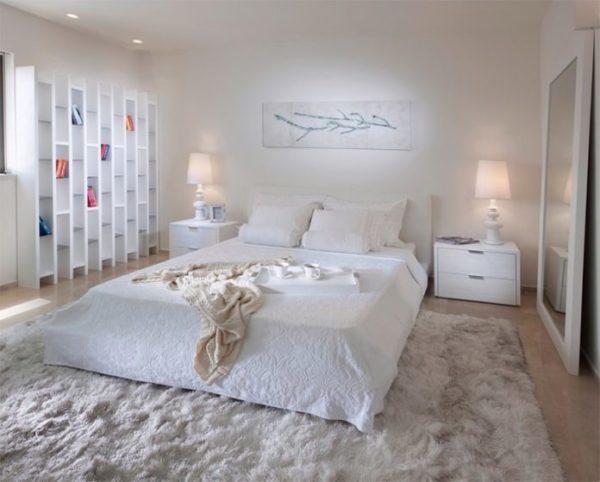 tapetes para uma mudança na decoração do quarto
